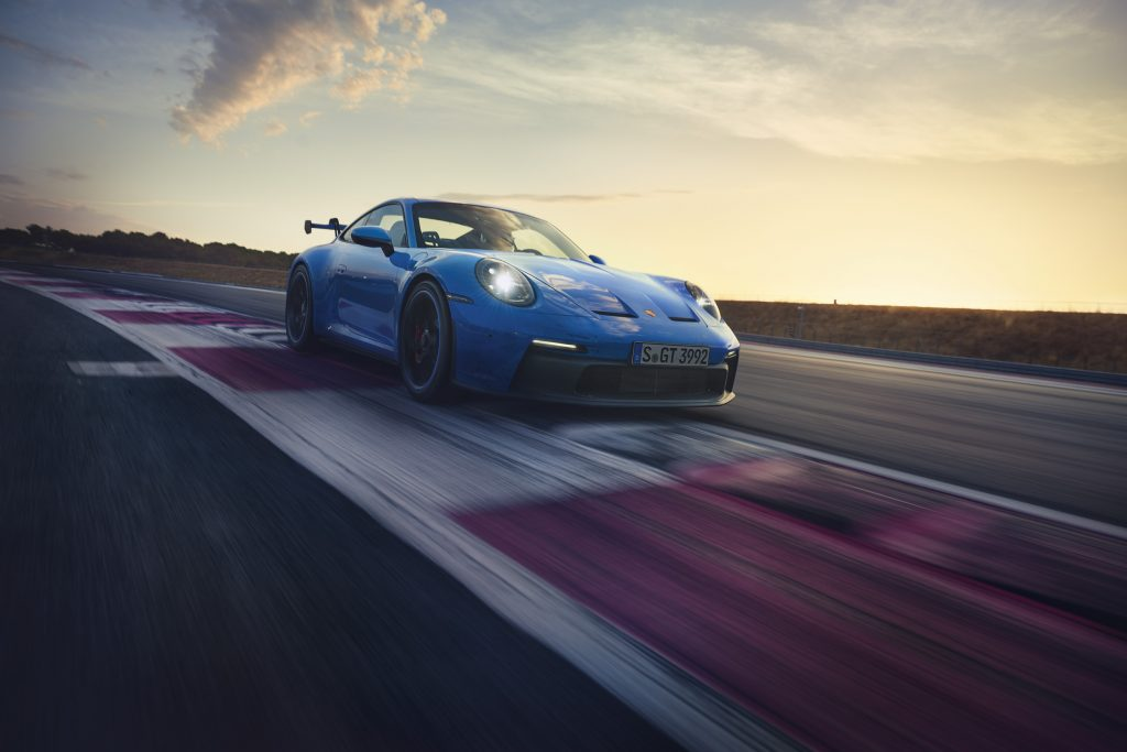 Sedmé vydání Porsche 911 GT3 vyjde v přepočtu na bezmála čtyři miliony korun. K mání bude od května 2021.