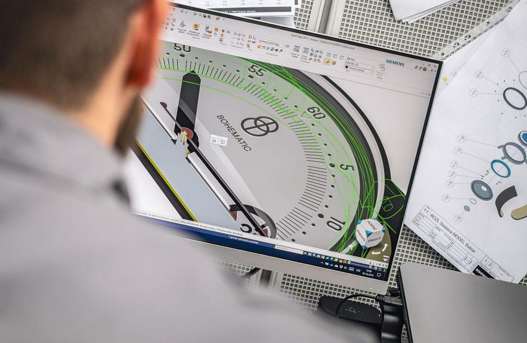 Pohled na model Bohematic Graphic Sutnar očima konstruktéra Petra Dresslera, který stojí za návrhem konstrukce
