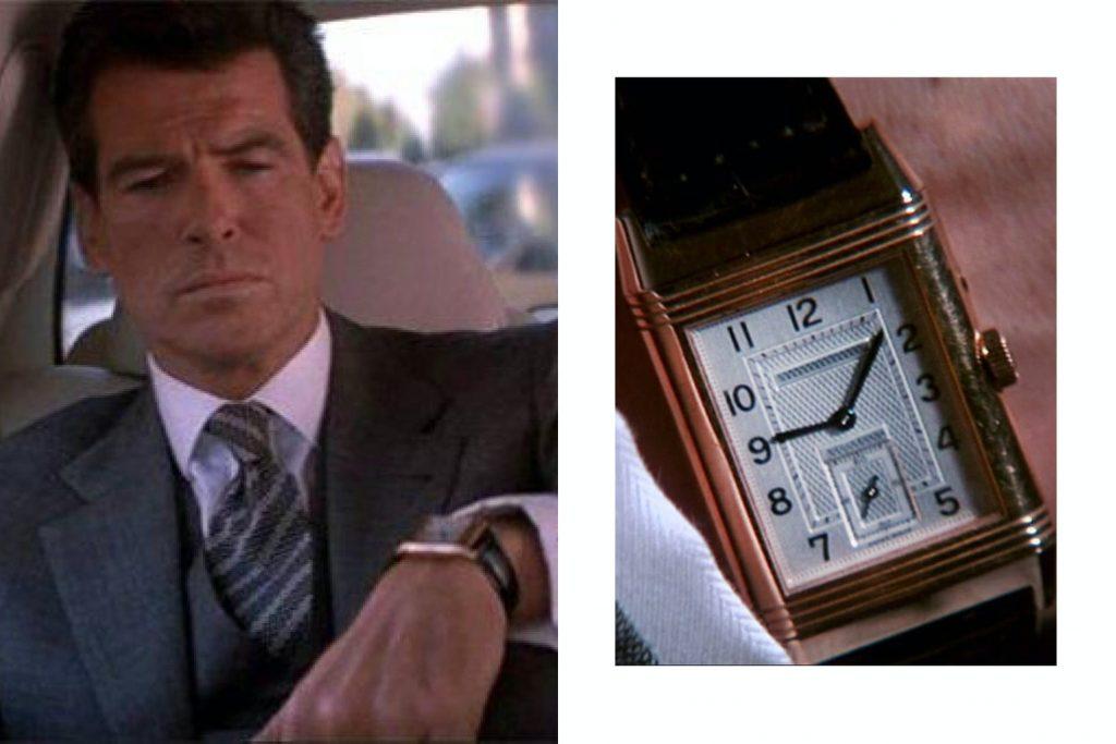 Pierce Brosnan coby znuděný milionář a ústřední postava snímku Aféra Thomase Crowna (Thomas Crown Affair, 1999)
