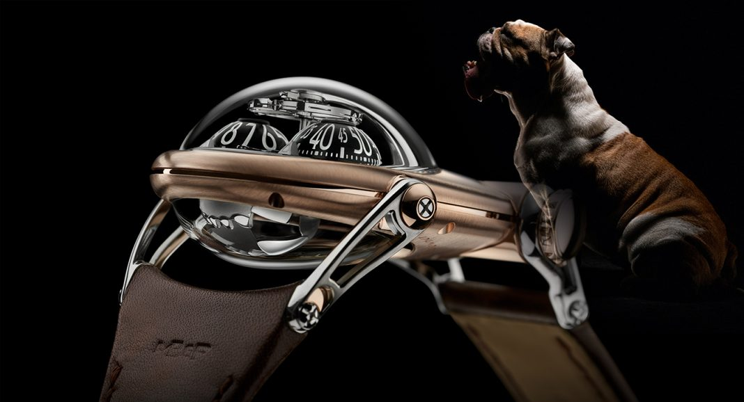 MB&F Horological Machine N°10 – Bulldog