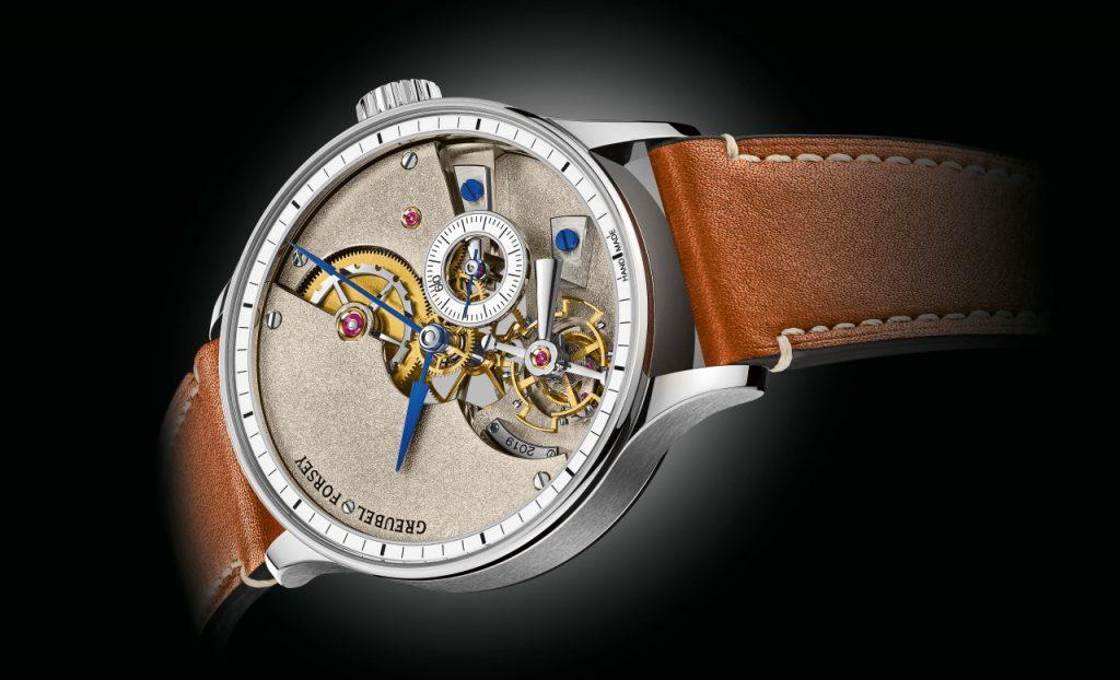 Výroba hodinek Greubel Forsey Hand Made 1