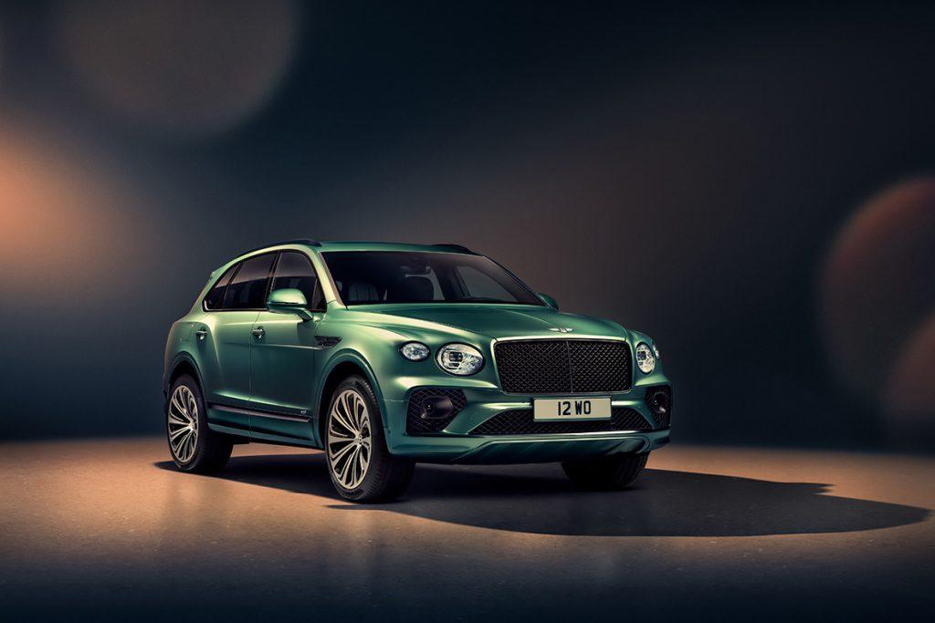 Bentley Bentayga po faceliftu 2020