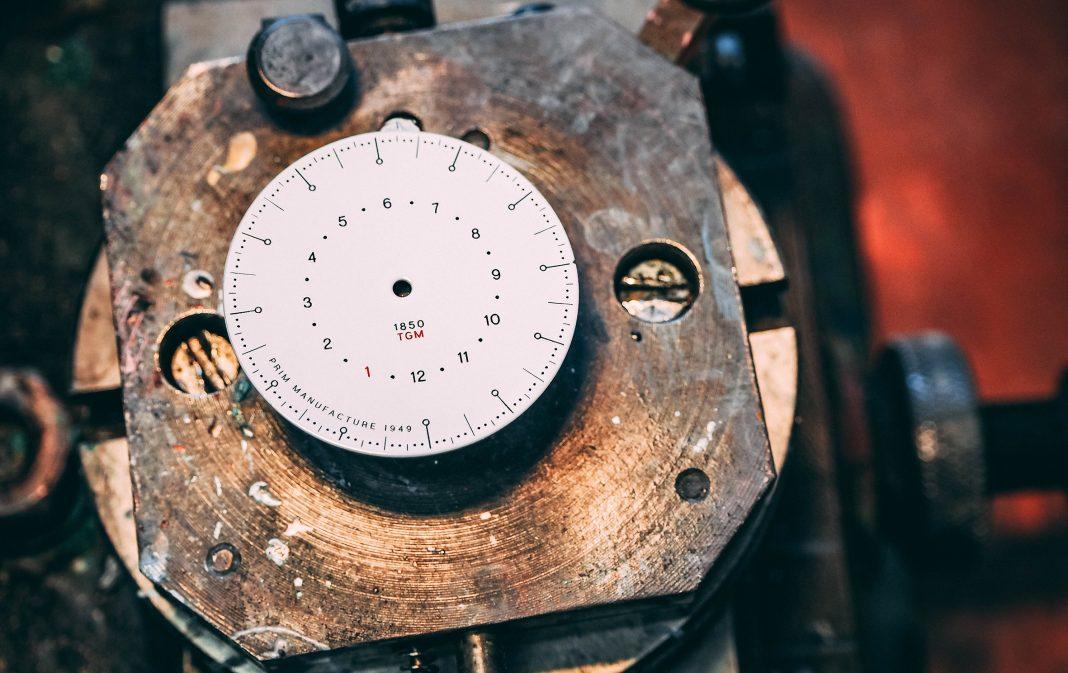 Číselník limitované edice PRIM MASARYK