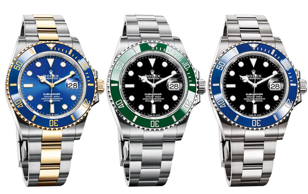 Rolex Oyster Perpetual Submarine Date