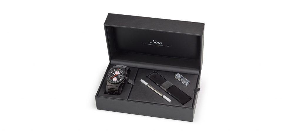 Dárkový box s hodinkami Sinn 144 St S Anniversary II