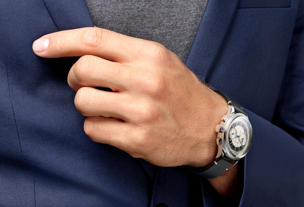 Longies Heritage Classic - Tuxedo