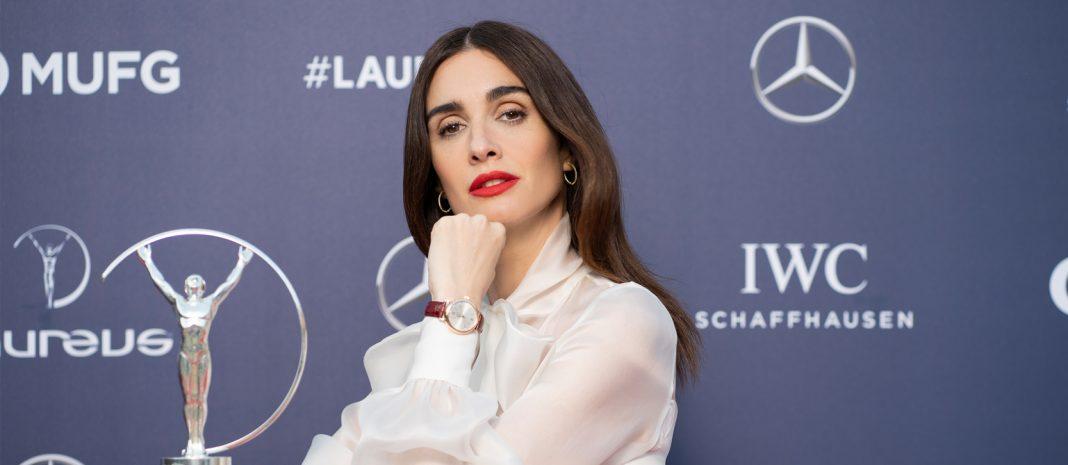 Španělská herečka Paz Vega