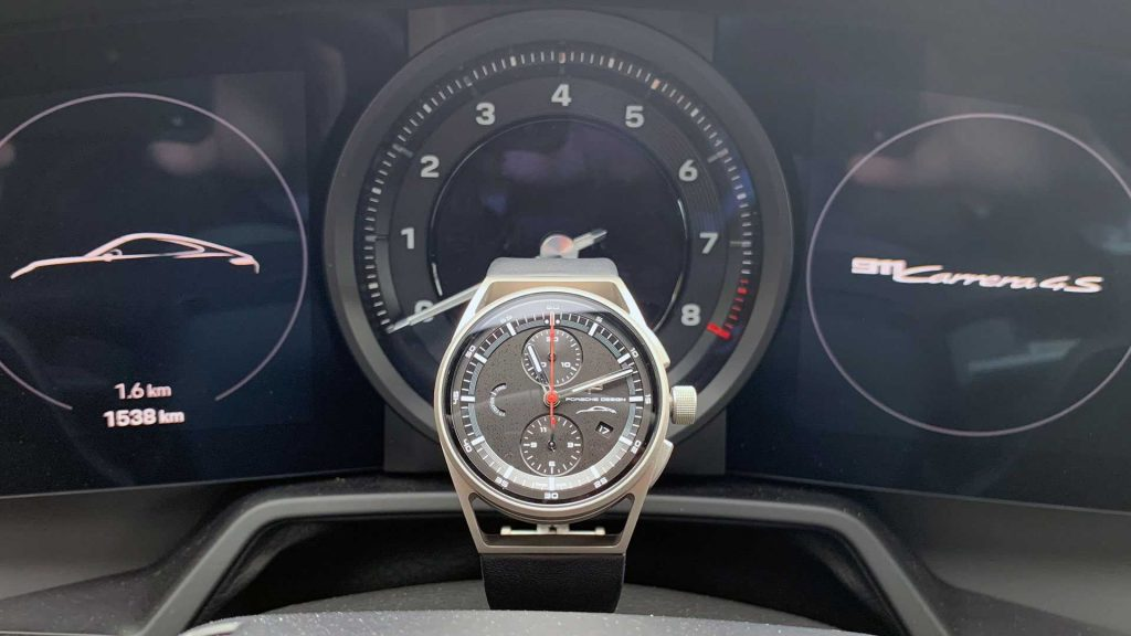 Porsche 911 Chronograph Timeless Machine Limited Edition
