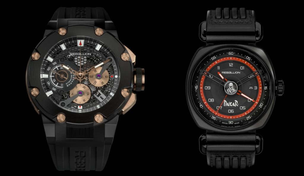 Predator Chronograph Dakar a Twenty-One Three Hands Dakar